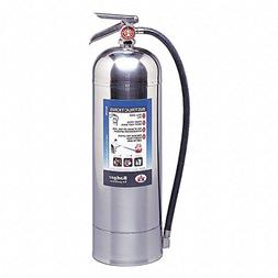 Water Extinguisher w/ Wall Hook